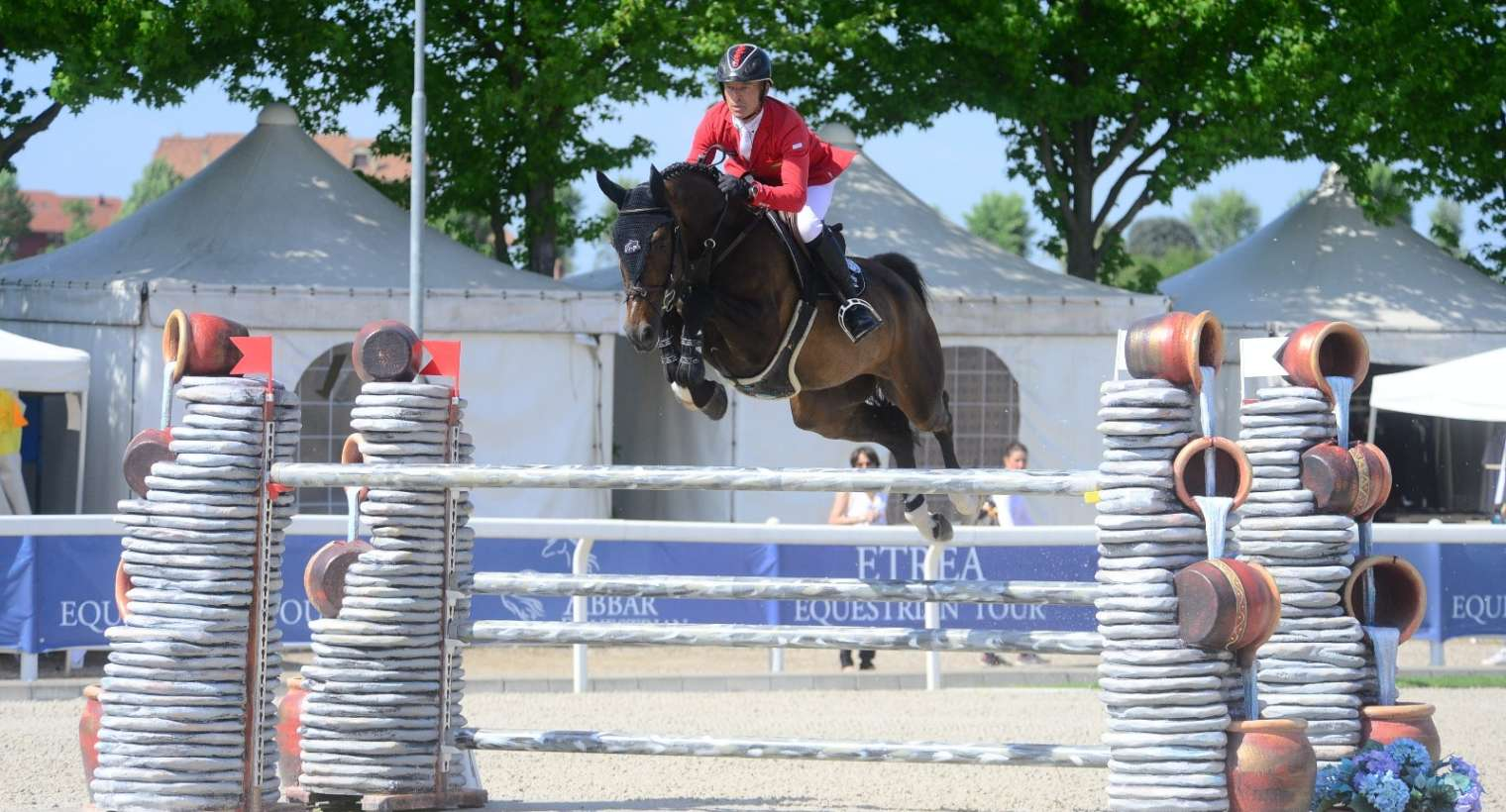 CSI 3* Busto Arsizio: good results with four horses