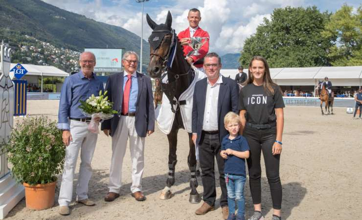 Pius Schwizer won the Swiss Cup for the seventh time