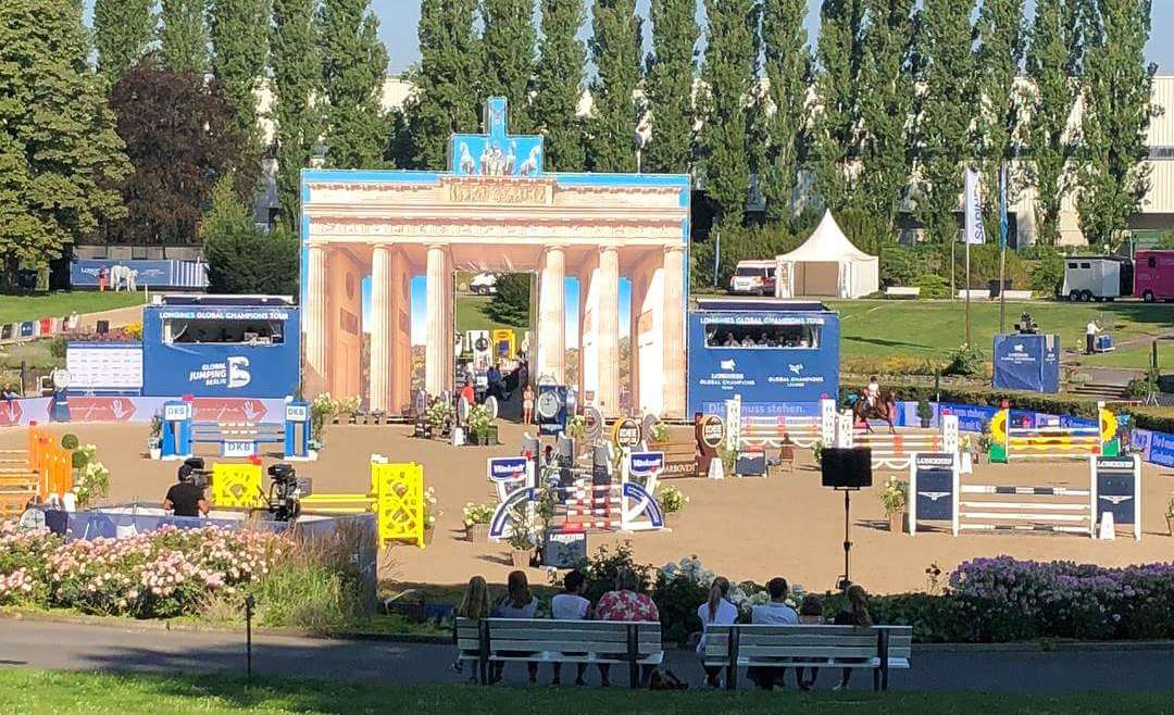 Highs and lows at the CSI 5* Berlin