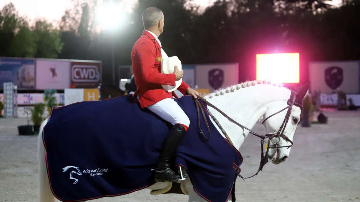 Excellent results for Diawella, Grand Cooper and Vient Tu du Rouet in Eschweiler