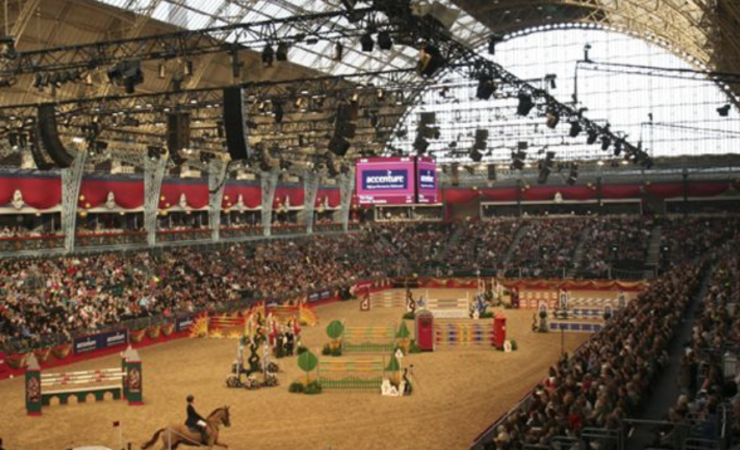 Highs and lows at the CSI 5*-W London